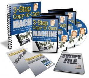 3-Step Copy to Cash Machine course